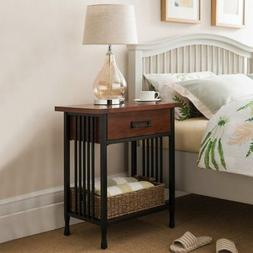 Leick Home 1 Drawer Night Stand