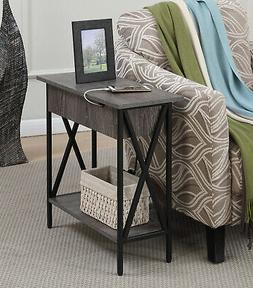 Convenience Concepts 161859WGY Tucson, Weathered Gray