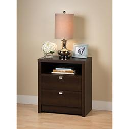 Prepac -2 Drawer Nightstand - EDNH-0529-1