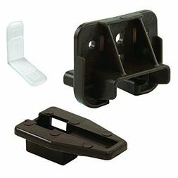 Slide-Co 223887 Drawer Track Guide and Glides – Replacemen