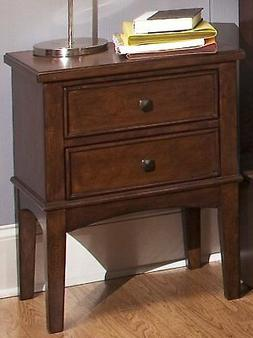 "Liberty Furniture 628-BR60 Chelsea Square Night Stand, 22"" x"