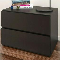 Nexera Night Stand 222206, Black
