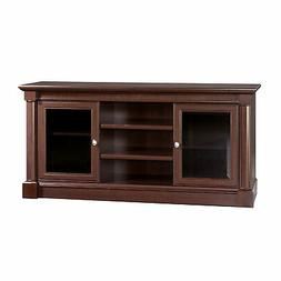 Sauder 411865 Palladia Entertainment Credenza For TV's up to