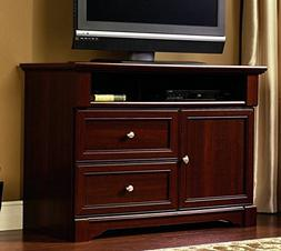 Sauder 411626 Palladia High Boy TV Stand, For Tv's up to 50""