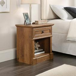 Sauder Palladia Night Stand, Oak