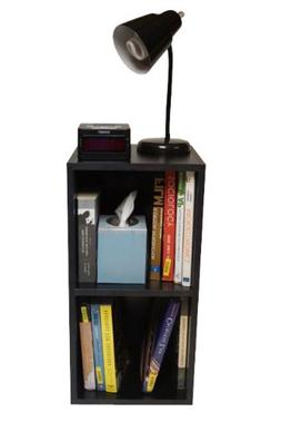 The College Cube - Nightstand - Black Color