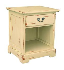 NES Furniture abc10049 Glorie Nightstand Fine Handcrafted So