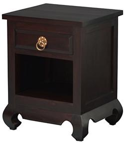 NES Furniture abc10293 Fine Handcrafted Solid Mahogany Wood