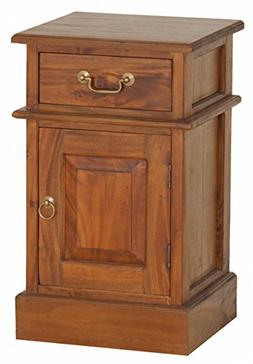 NES Furniture abc10332 Charlotte Nightstand Fine Handcrafted