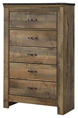 Ashley Furniture Signature Design - Trinell Chest - 5 Drawer