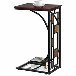 C-Side Table ehomeproducts End Tables RV Nightstand Night St