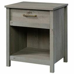 Sauder Cannery Bridge Night Stand in Mystic Oak