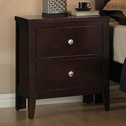 Carlton Night Stand With 2 Drawers By Coaster Furniture