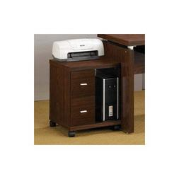 Castle Pines Computer Stand in Oak