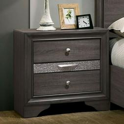chrissy night stand gray cm7552gy n