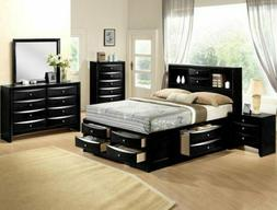 Contemporary Queen KIRA Bedroom Set! - HOUSTON ONLY!