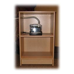 CPAP Nightstand with Maple Finish