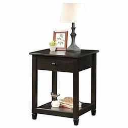 "Sauder 422406 Edge Water Night Stand L: 19.45"" x W: 18.50"" x"