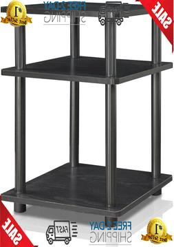 End Table Night Stand 3 Tier Sofa Side Small Table Furniture