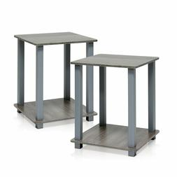 12127gyw gy simplistic end table night stand