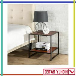 END TABLE Snack Side Accent Nightstand Small Tables for Sofa