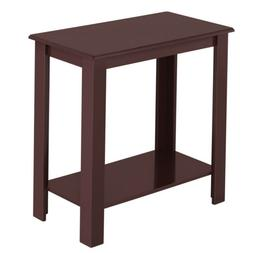 Chair Side Table Narrow End Table Small Spaces Side Table Sl