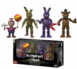 Funko Five Nights at Freddy's 4 Figure Pack , 2-Inch