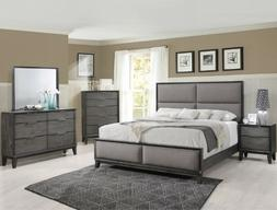Crown Mark FLORIAN King Bedroom Set - HOUSTON ONLY!