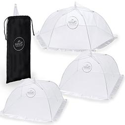 Chefast Food Cover Tents  - Combo Set of Pop Up Mesh Covers