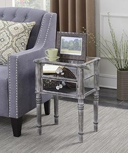 Convenience Concepts Gold Coast Collection Mayfair Mirrored