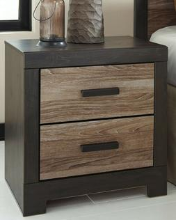 Signature Design By Ashley Harlinton Two Drawer Night Stand