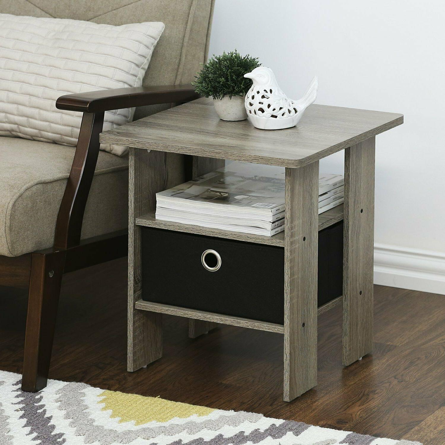 Furinno Night Stand French