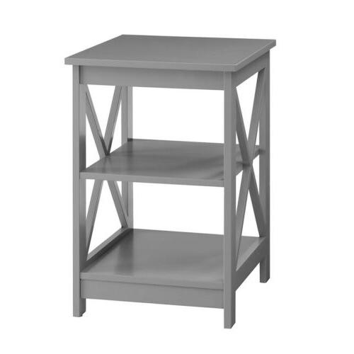 203085gy oxford table gray