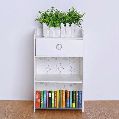 20x12x12inch Bedroom Table Drawer Storage