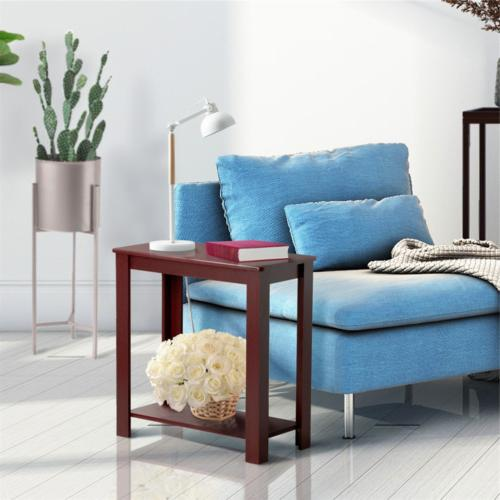 2pcs Chair Side Table Narrow Table