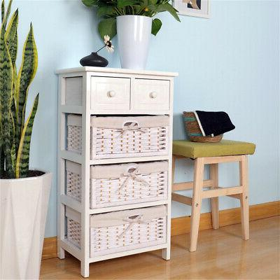 3/4 Layer Bedside with