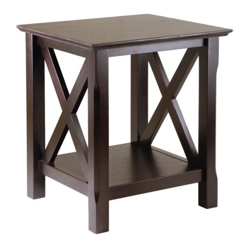 Winsome Wood 40420 Xola Occasional Table Cappuccino