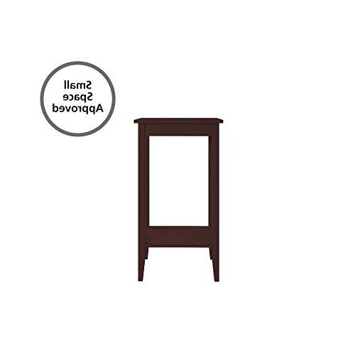 DHP Rosewood Tall Table, Coffee