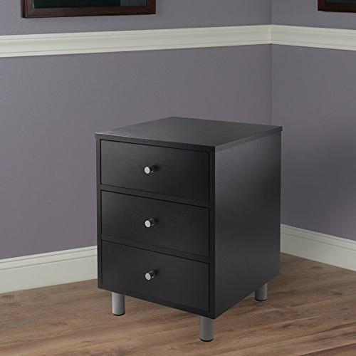 Winsome with 3-Drawer,