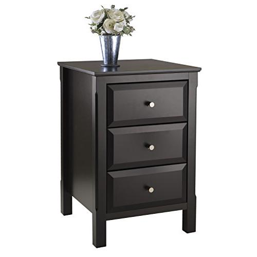 Winsome Timmy Table, Black