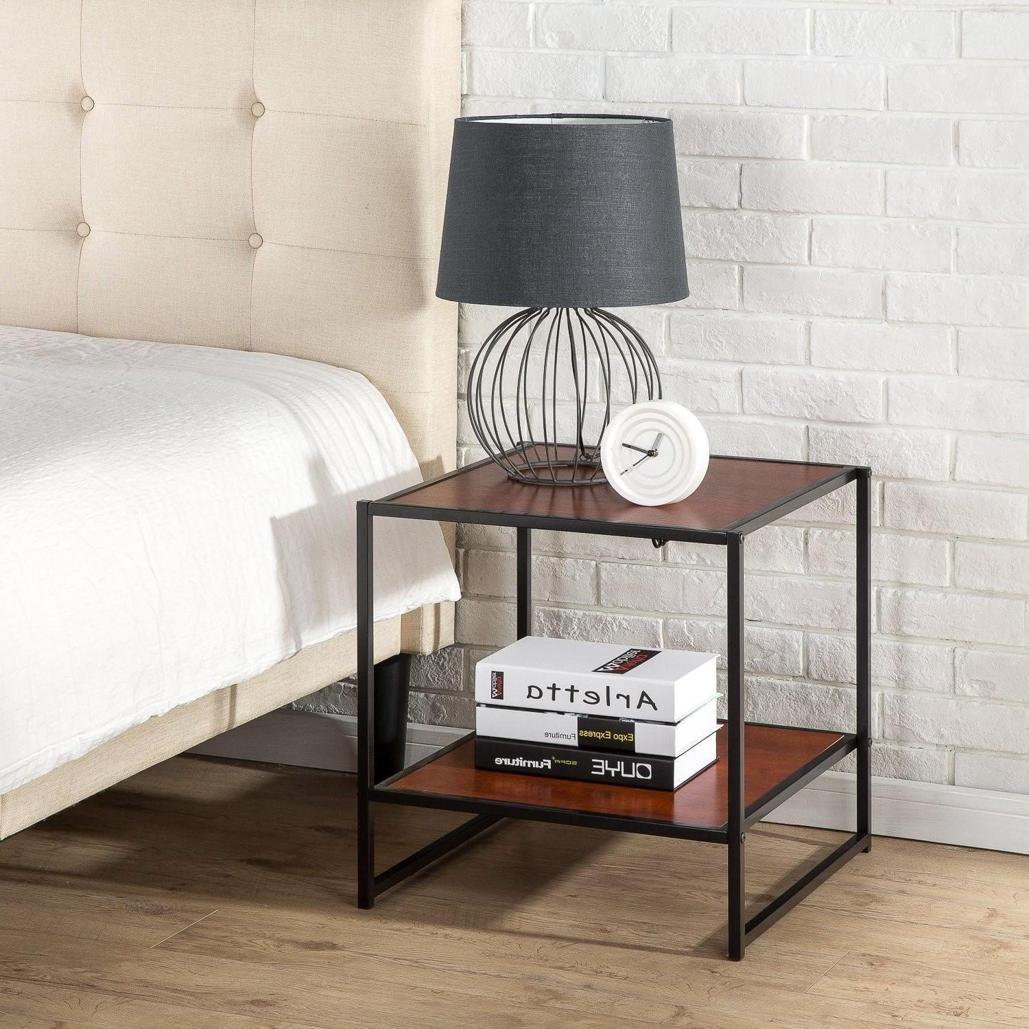 Zinus Modern Studio Collection 20 Inch Deluxe Side End Table