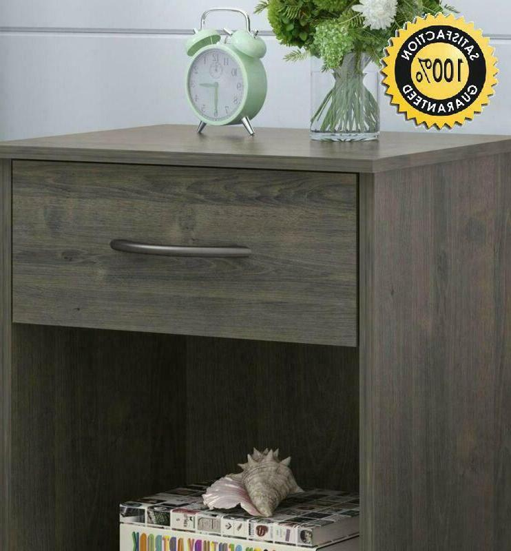 Ameriwood Stand, Dark Gray Oak