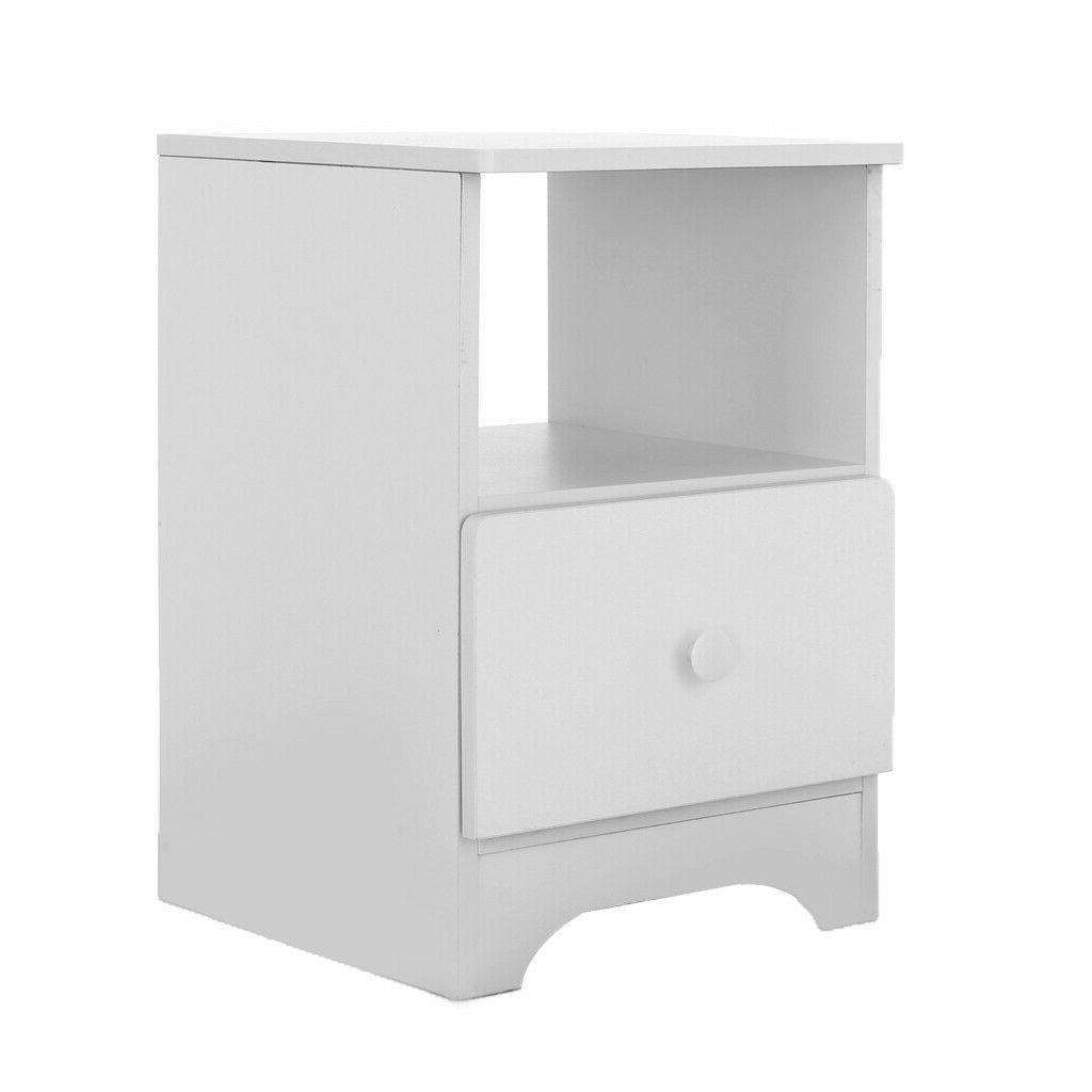 Bedroom Night Stand Bedside Table Furniture Colour