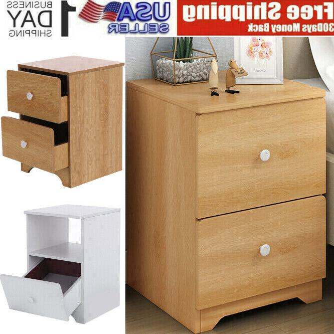 bedroom set of 2 1 night stand