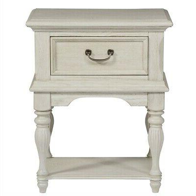 Liberty Furniture Bayside Leg Night Stand