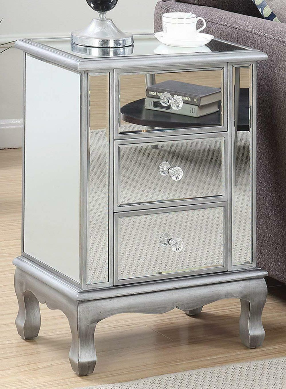 convenience concepts gold coast collection 3 drawer