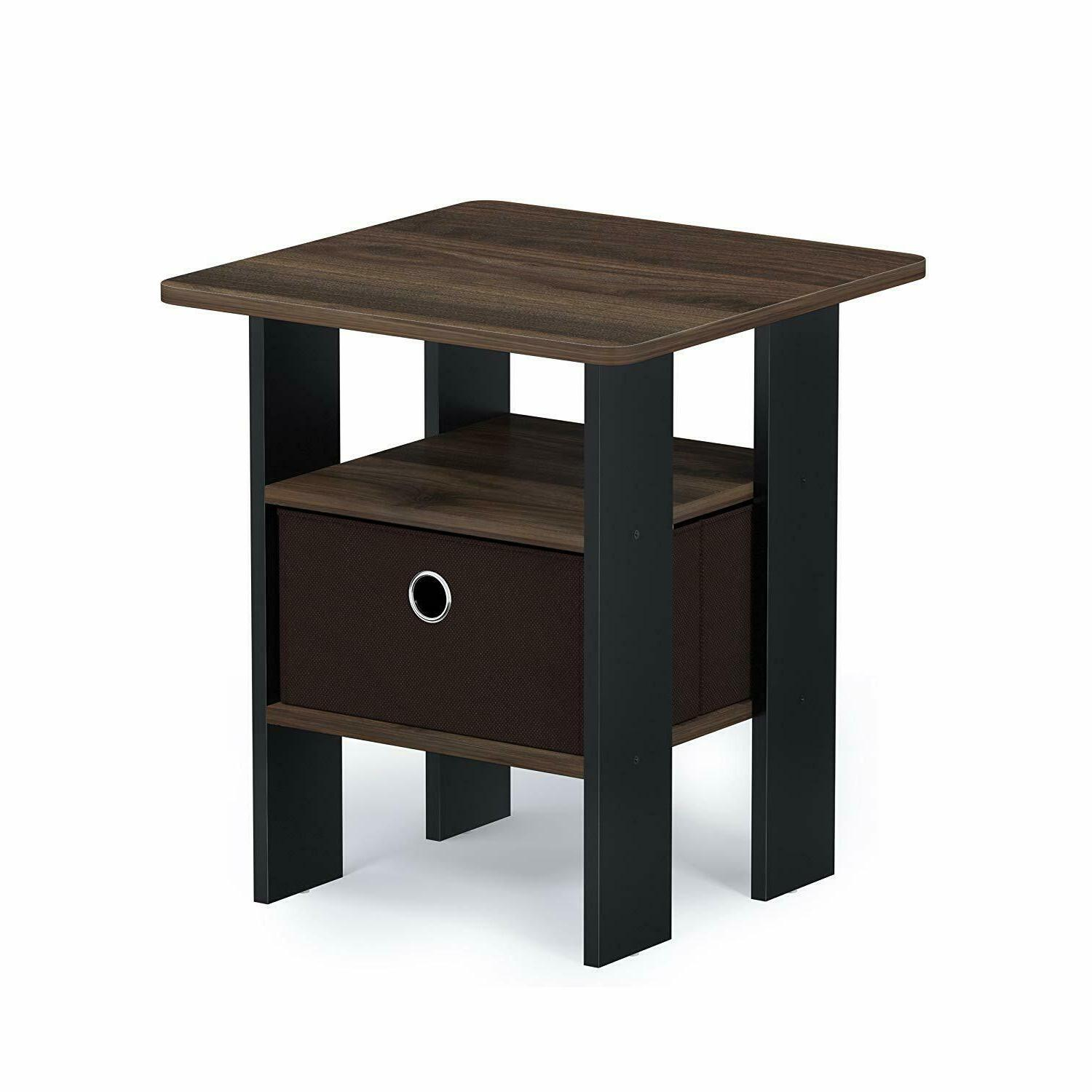 end table night stand w drawer storage