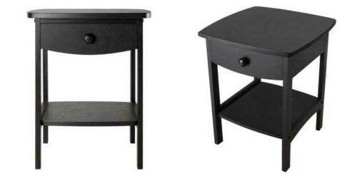 end table night stand with drawer