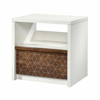 harvey park 1 drawer nightstand in soft