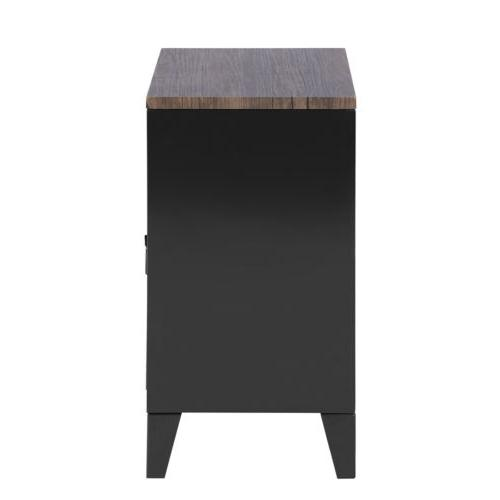 Height Metal Night Stand with
